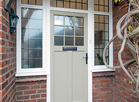 UPVC doors are the most popular door choice in the UK for both front doors and back doors as they combine the ultimate in insulation with the highest standards of security.