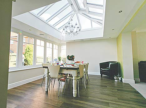 FREE design guidance for new orangery installations in & around London