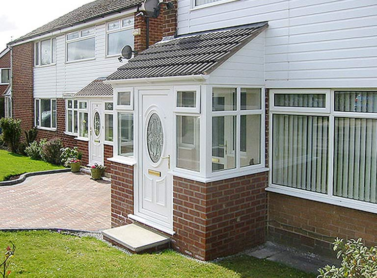 Double Glazed Porch Glazing Designs for Homes in London, Essex, Hertfordshire & Kent