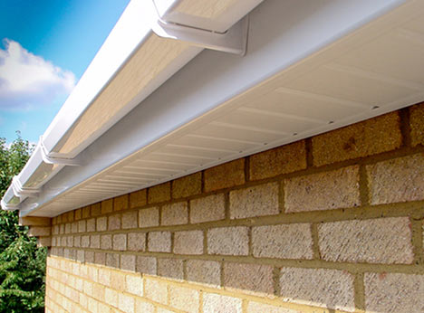 New roofline products guaranteed for 10 years with solid back-up guarantee for homes in & around London