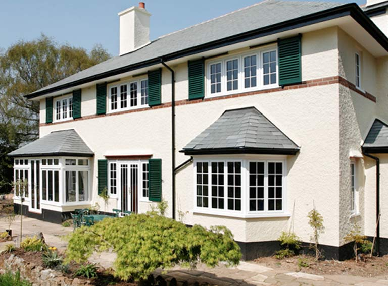 Energy Rated Double Glazed Windows for Properties in London, Essex, Hertfordshire & Kent