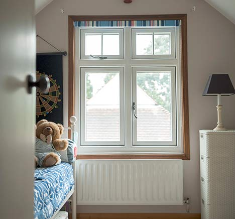 6 Reasons to choose Upvc Residence9 Window System:
