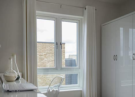 Features & Benefits of the Residence9 Upvc Window System include: