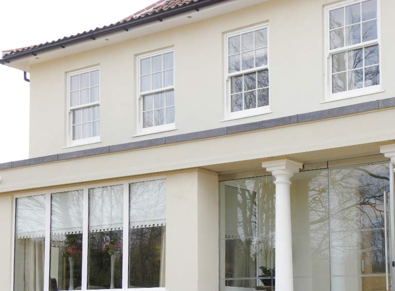 UPVC Sash Double Glazed Windows for Properties in London, Essex, Hertfordshire & Kent